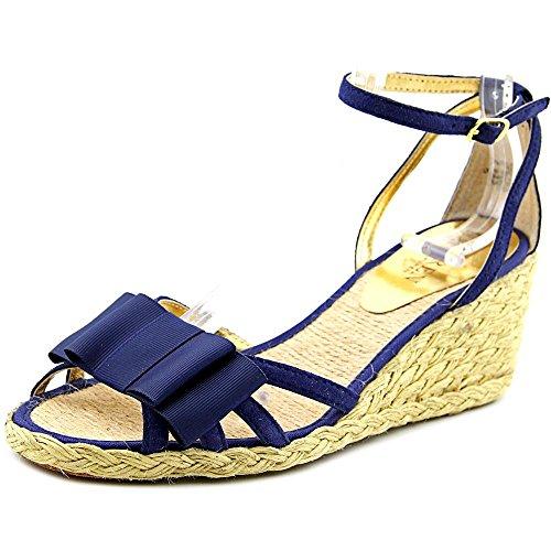 Ralph Lauren Women's Claudie Espadrille Wedge Sandal, Mod...