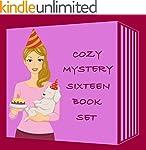 Cozy Mystery Sixteen Book Set