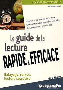 """Afficher """"Le guide de la lecture rapide & efficace"""""""