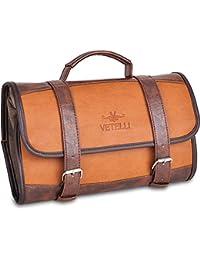 Hanging Toiletry Bag for Men - Dopp Kit/Travel Accessories Bag/Great Gift