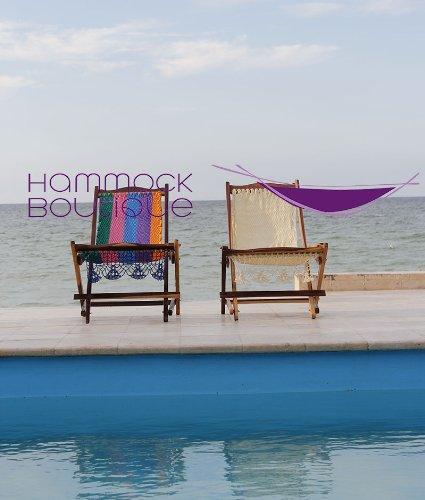 Wood Mayan Hammock Rocking Chair. Beach Chair in NYLON. Hand made knit. & Amazon.com : Wood Mayan Hammock Rocking Chair. Beach Chair in NYLON ...
