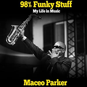 98% Funky Stuff Audiobook