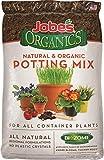 Jobe's Organics Potting Mix - 1 Cubic Foot - 1 Cubic Foot