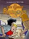 Les Aventures de Vick et Vicky, tome 11 : Sur les terres des pharaons (1/2) par Bertin
