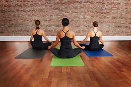 Calyana Prime Yoga mat Purple