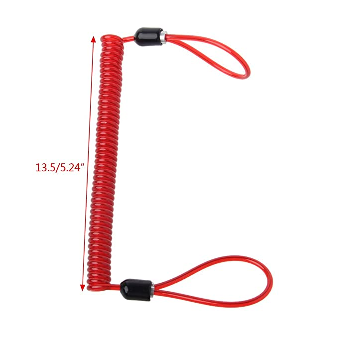 Amazon.com: Kangnice - Cable de alarma de seguridad para ...