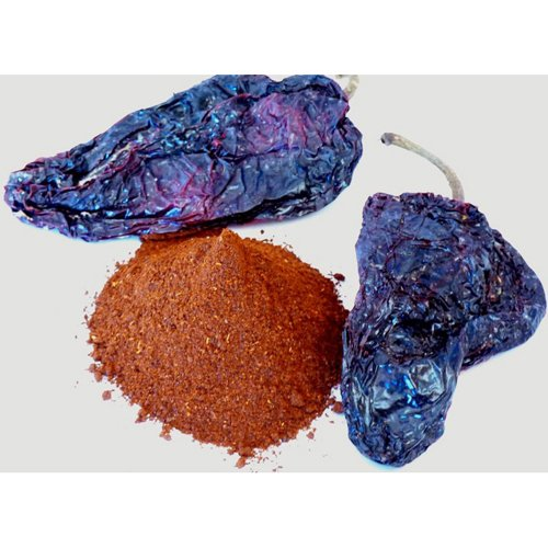 Dark Ancho Chile Powder - 5 lb by THE CHILE GUY