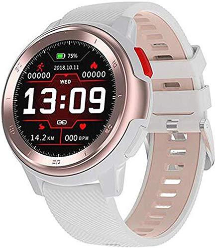 LEEYY DT68 Smart Watch Bracelet 20 Dial Watch Faces Fitness Tracker IP68 Waterproof Message Push Bluetooth Smartwatch…