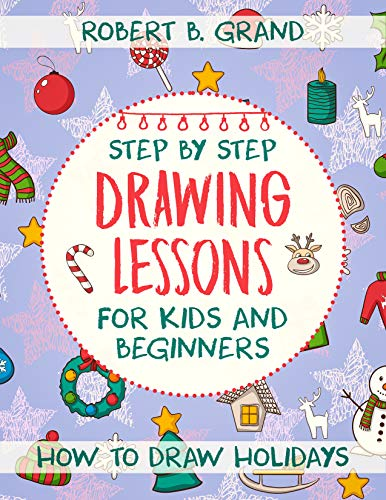 Step by Step Drawing Lessons For Kids and