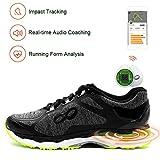 Cheap Runtopia Men's Reach Road Running Shoe, Ash Black, 11 D(M) US