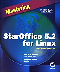 Mastering StarOffice 5.2 for Linux