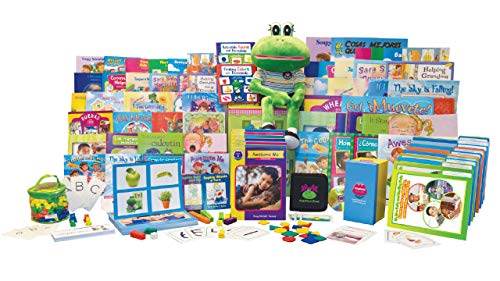 Frog Street Threes Curriculum - English