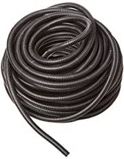 "Dorman 86632 Black 3/8"" x 100' Wire Conduit Flex Split"