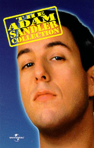 The Adam Sandler Collection (Billy Madison, Bulletproof, & Happy Gilmore) -