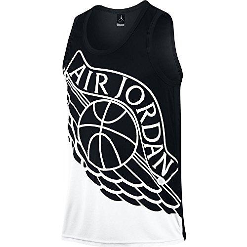 Black Noir White Blockout Nike Wings tqwR1E8