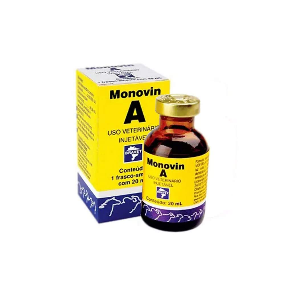 Monovin A 20mL. Super concentrated Vitamin A. Grow hair faster with hair growth stimulator. Shampoo bomba
