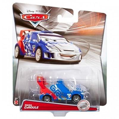 Disney Cars Metallic Finish Series - Raoul Caroule Vehicle: Toys & Games