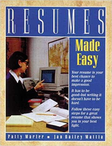 resumes made easy