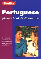 Berlitz Portuguese Phrase Book & Dictionary (Berlitz Phrase Book & Dictionary: Arabic)
