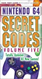 Secret Codes for Nintendo 64, BradyGames, 0744000688