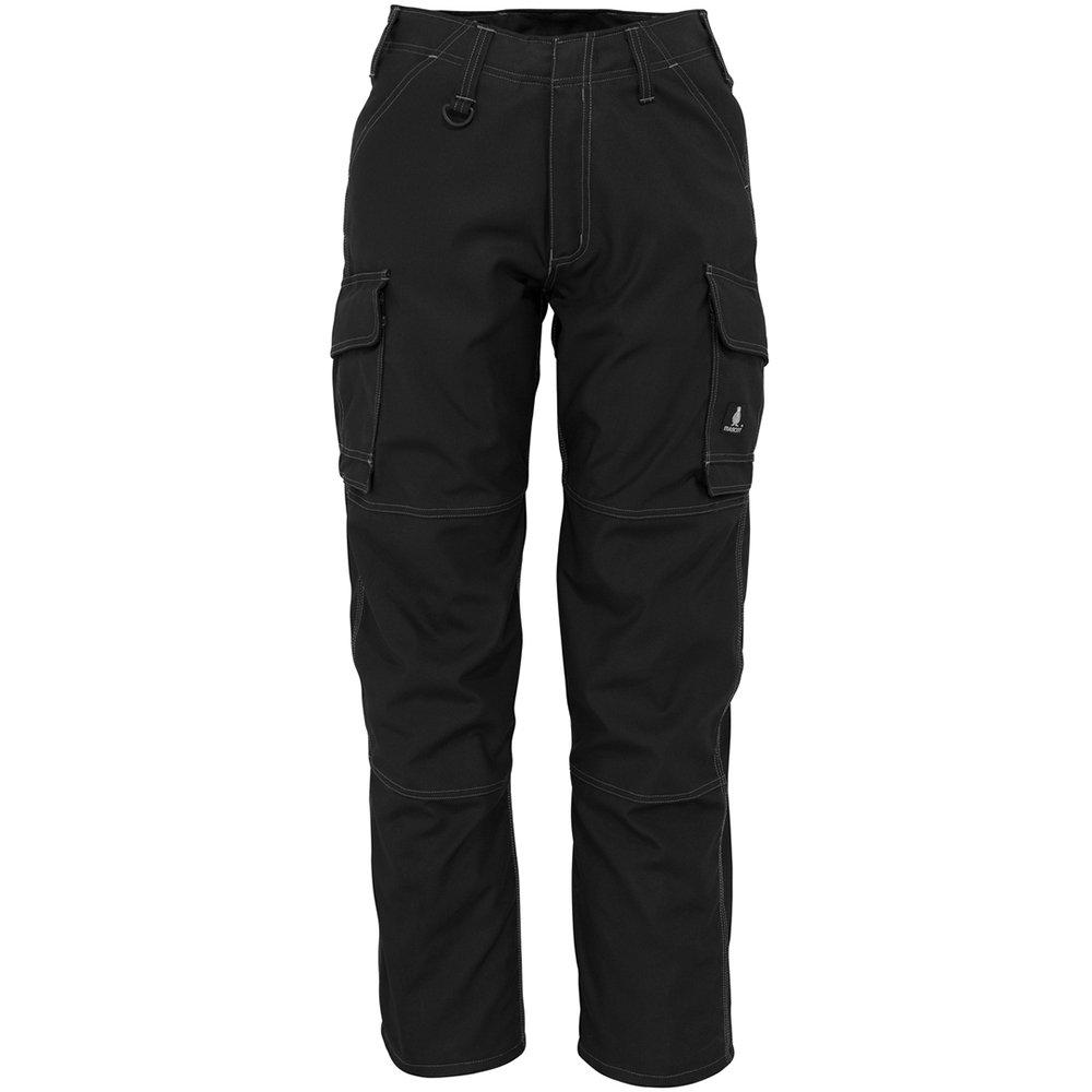 Black L82cm//C64 Mascot 10279-154-09-82C64 New Haven Service Trousers