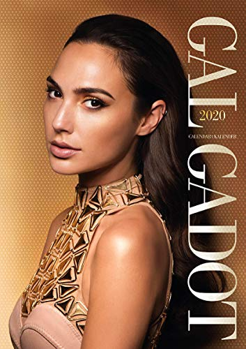 Gal Gadot 2020 Calendar - Wonder Woman (English, German and French Edition) by Gal Gadot