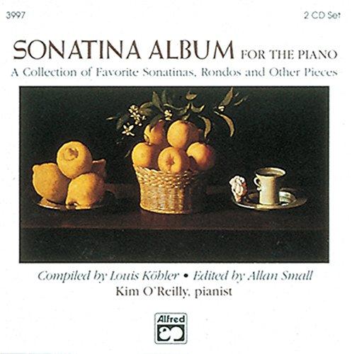 (Sonatina Album: 2 CDs (Alfred Masterwork Edition))