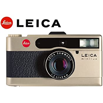 Amazon.com : Leica Minilux 35mm Camera : Point And Shoot