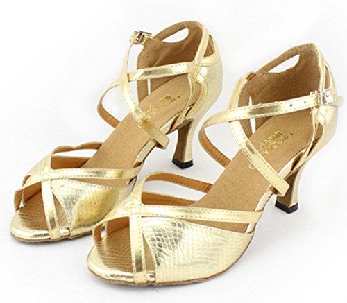 CFP - danza moderna mujer Dorado - dorado