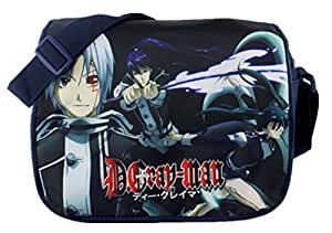 YOYOSHome Anime D. Gray-man Cosplay Satchel Messenger Bag Shoulder Bag