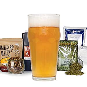Kama Citra Session IPA - India Pale Ale HomeBrewing Beer Brewing Recipe Kits - IPA Ingredients For Making 5 Gallons Of Homemade Beer