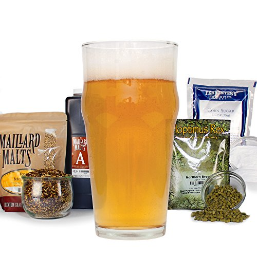 Northern Brewer - India Pale Ale Extract Beer Recipe Kit - Makes 5 Gallons (Kama Citra Session IPA) (Best Session Ipa Beer)