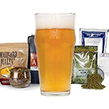 IPA HomeBrewing Beer Brewing Recipe Kits (Kama Citra Session IPA)