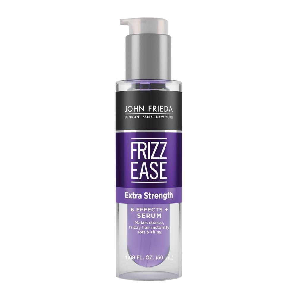 John Frieda Frizz-Ease Extra Strength 6 Effect Serum, 1.69 Ounce (3 Pack)