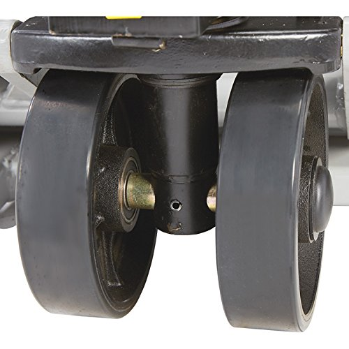 Strongway Low-Profile Pallet Jack—5500-Lb. Capacity by Strongway (Image #4)