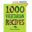 1,000 Vegetarian Recipes