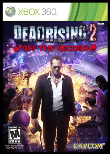 Dead Rising 2  Off The Record   Xbox 360