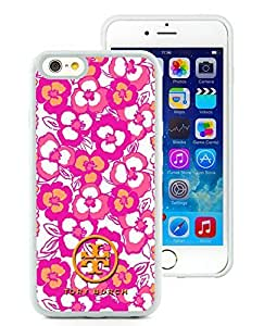 Fahionable Custom Designed iPhone 6 4.7 Inch TPU Cover Case With Tory Burch 13 White Phone Case