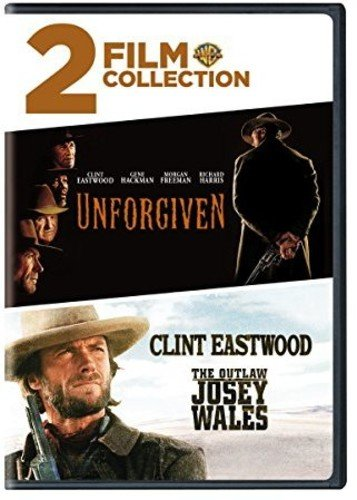 DVD : Unforgiven/ Outlaw Josey Wales (Eco Amaray Case, 2 Pack, 2PC)