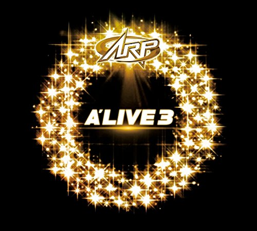 A`LIVE3(ミニAL+DVD)