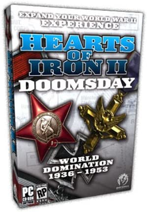 Amazon.com: Hearts of Iron 2: Doomsday Expansion Pack ...