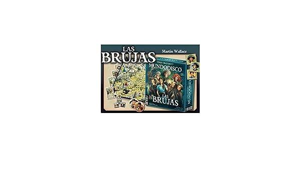 MUNDODISCO : LAS BRUJAS: Amazon.es: Juguetes y juegos