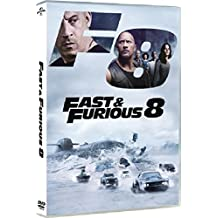 Fast & Furious 8 (Region 3 DVD / Non USA Region) (Hong Kong Version / Chinese subtitled) aka The Fate Of The Furious / 狂野時速8