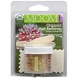 MOOM Moom Organic Hair Removal Kit for Face/Travel 1.6 Ounce