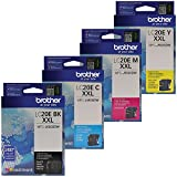 Brother LC20E Super High Yield Ink Cartridge Set