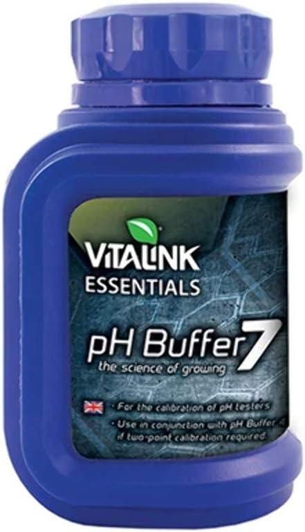 Essentials - Solución de Calibración pH Buffer 7 - 250ml: Amazon ...
