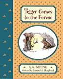 Tigger Comes to the Forest, A. A. Milne, 0525462716