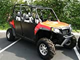 2010-2014 Polaris RZR-4 800, XP4 900, 4-Door Bear Claw Doors