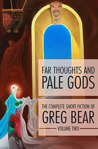 book cover of Far Thoughts and Pale Gods