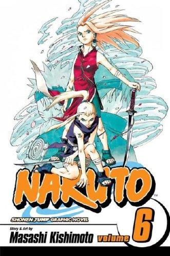 Naruto Manga Book